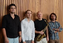 Pawel Czubatka Band feat. Jan Prax