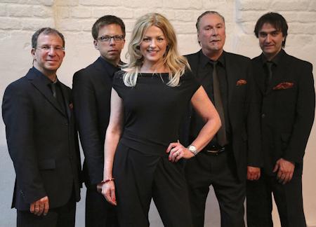 Jasmin Bayer & Band, Fotograf: Ralf Dombrowski