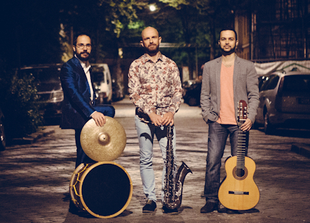 Marcio Schuster Trio